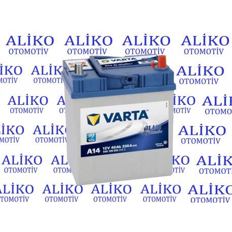A14 40A VARTA AKÜ